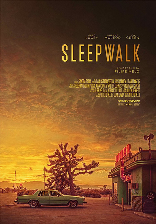 Watch: 'Sleepwalk' Short Film - A Long Journey for a Slice of Apple Pie - by Portuguese film maker Filipe Melo -