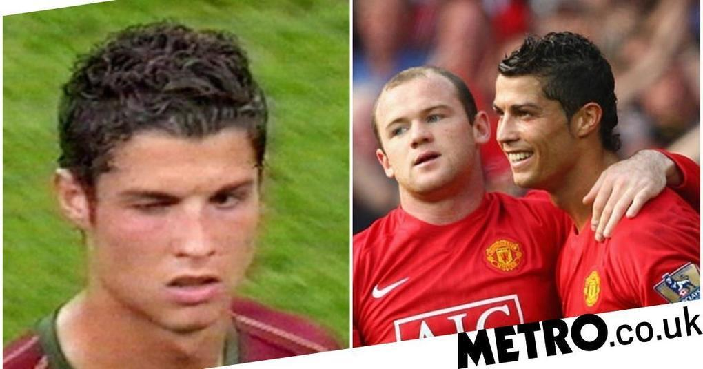 Wayne Rooney reveals what he told Cristiano Ronaldo at Man Utd after that wink at 2006 World Cup | Metro News -