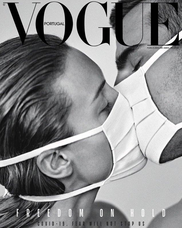 Vogue Portugal April 2020 -