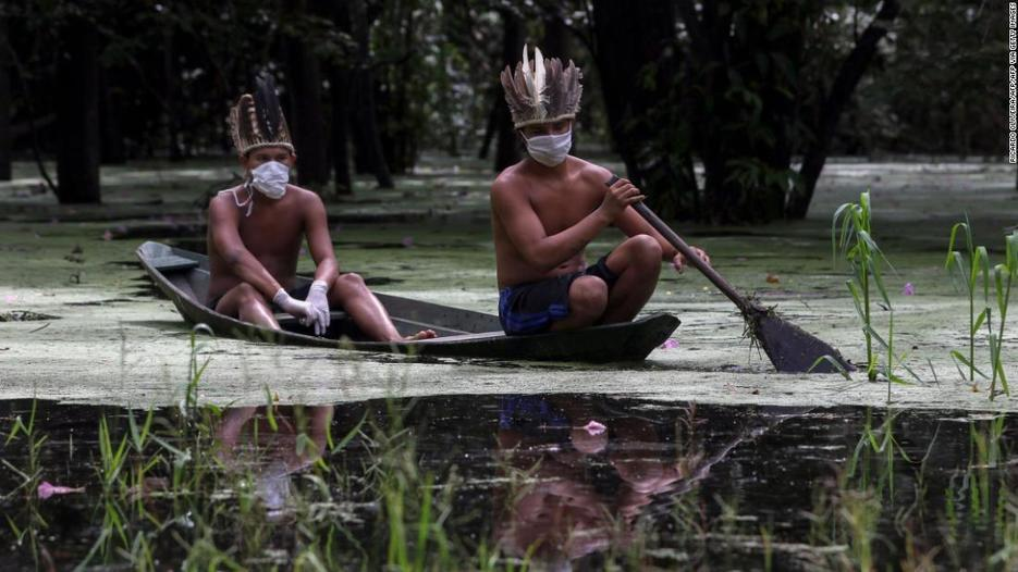 Brazil: The coronavirus is hitting indigenous communities hard -