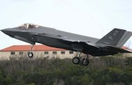Hill Air Force Base's F-35As Return Home From Middle East Deployment land at Lajes Field, Terceira, Azores –