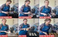 How to make a Nandos Portuguese tart at home | Daily -