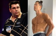 Portuguese darts star Jose De Sousa aims to be bigger than Cristiano Ronaldo… and have a better body too –