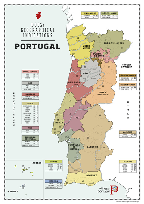 Wines of Portugal | A world of difference | Wine Regions -