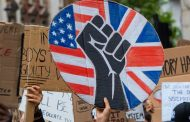 Black Lives Matter protests around the world -