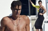 Cristiano Ronaldo and partner Georgina Rodríguez soak up the sun aboard luxury yacht in Portofino | Daily -