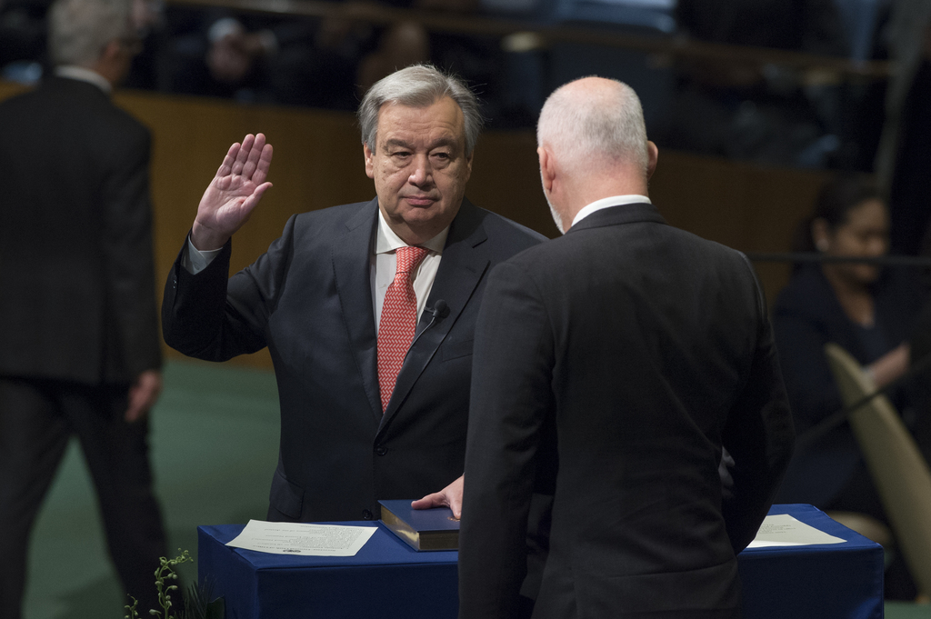 Marking 75 Years of the Charter of the U.N., by António Guterres -