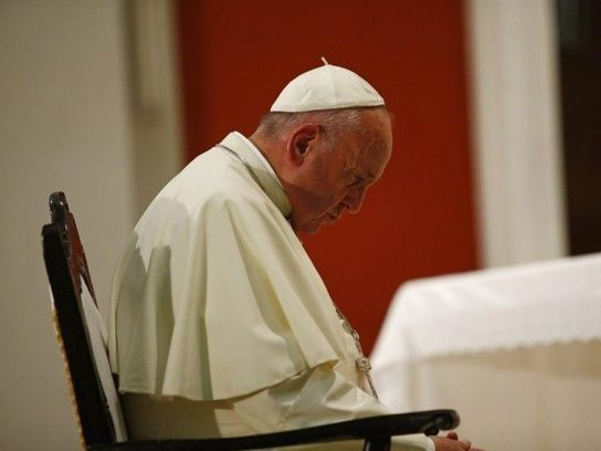 Pope Francis: 'Evil Seems to Reign Supreme' in Today's World -