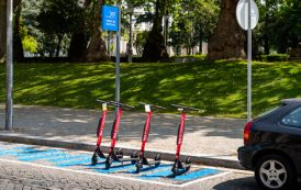 Porto launches electric scooter service  