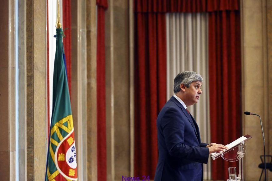 Portugal's finance minister says country has all the necessary instruments to respond to corona -