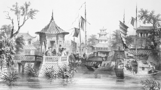 The Early Beginnings of China's Dominance Over the West -