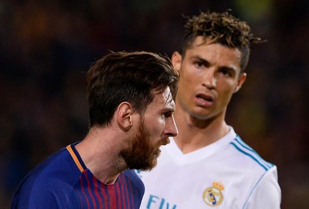 Study Shows Lionel Messi Twice As Good As Cristiano Ronaldo -
