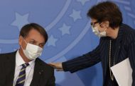 Brazil's Bolsonaro keeps mum at first event since recovery   Inquirer News -