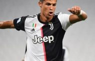 Cristiano Ronaldo penalty double edges Juventus closer to Serie A title - in pictures -