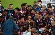 Flamengo win Rio de Janeiro state championship -