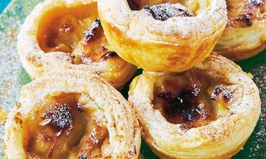 Take your taste buds on tour: Portuguese custard tarts | Daily -