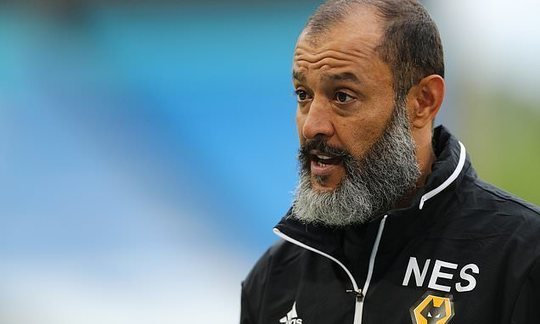 Wolves boss Nuno Espirito Santo admits absence of fans is wrecking the enjoyment of football | Daily -