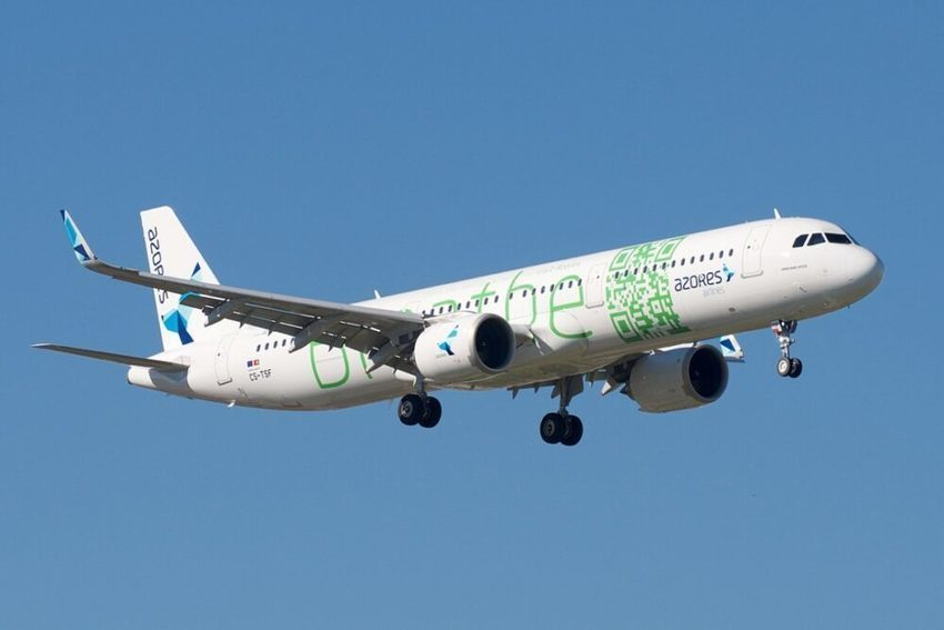 Azores Airlines Halts North American Flights -