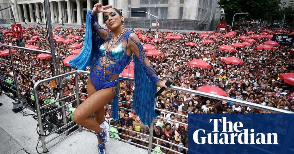 Brazilian pop sensation Anitta: 'Run for president? I'm 27!' | Music | The Guardian -