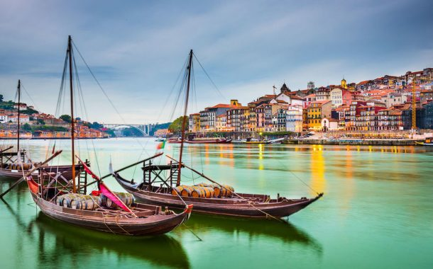 History of Porto, Portugal, and Port wine -