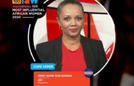100 Most Influential African Women 2020 - Anne-Marie Dias Borges -