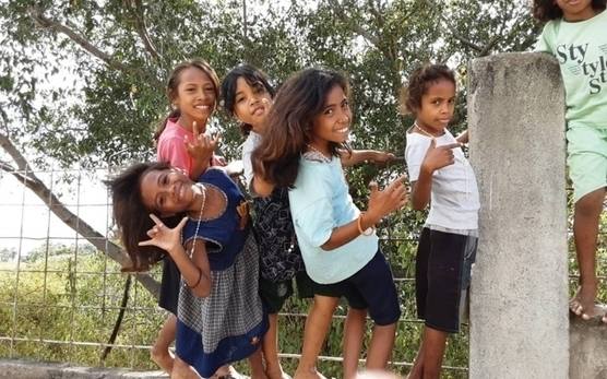 East Timor – An infirmary for Laga orphanage -