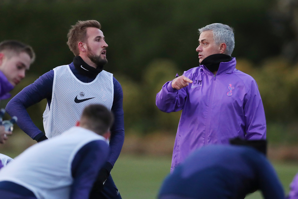 Jose Mourinho refuses to sign Tottenham transfer targets who are 'afraid' to compete with Harry Kane -