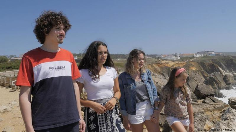 Portuguese youth activists sue 33 countries over climate change |