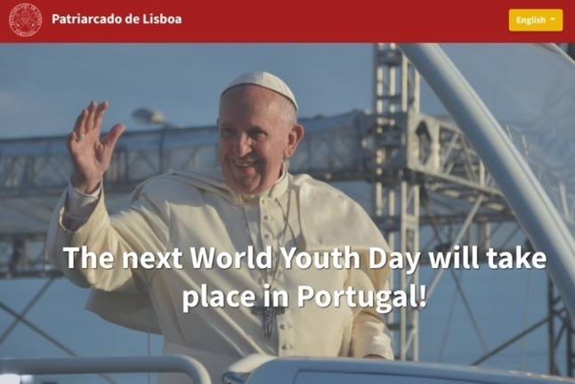 Preparations resume for World Youth Day in Portugal -