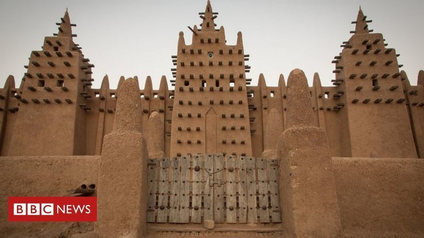 Six African heritage sites under threat from climate change -