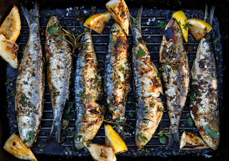 Sustainable fish for the barbecue | Marine Stewardship Council -