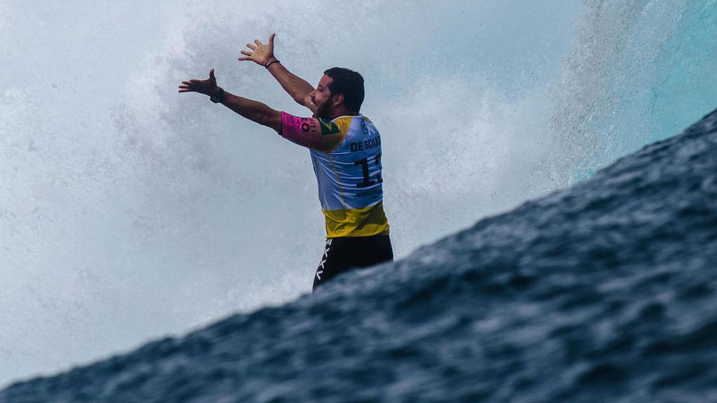 The Greatness Of Adriano de Souza -