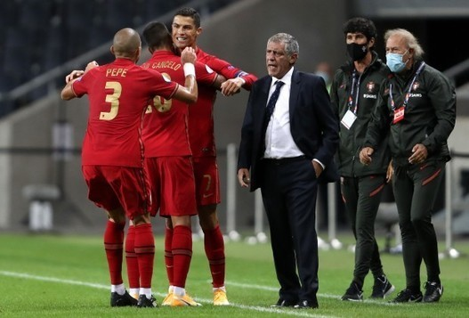 UEFA Nations League wrap - Portugal defeat Sweden 2-0 -