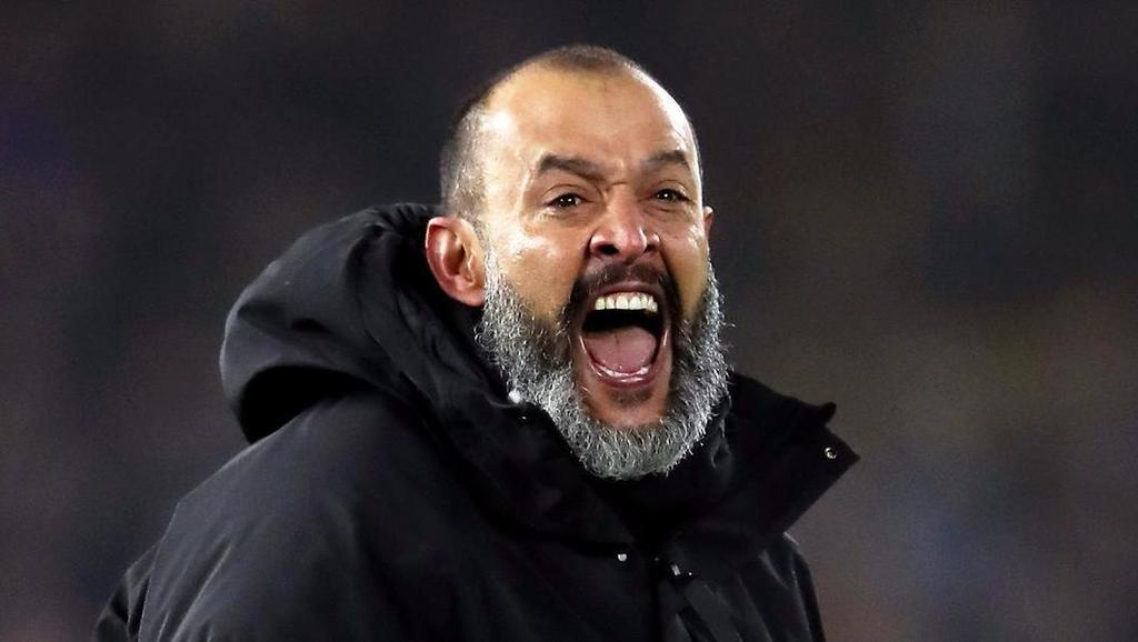 Wolves boss Nuno Espirito Santo pleased to see his team waste no time getting first win -