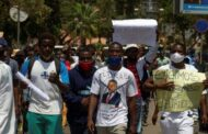Angolans protest against alleged state corruption -
