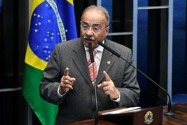 Brazilian senator caught hiding money 'between buttocks' -