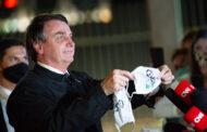 Brazil's Bolsonaro endorses Trump's reelection -