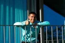 Cristiano Ronaldo flies back to Italy after positive test -