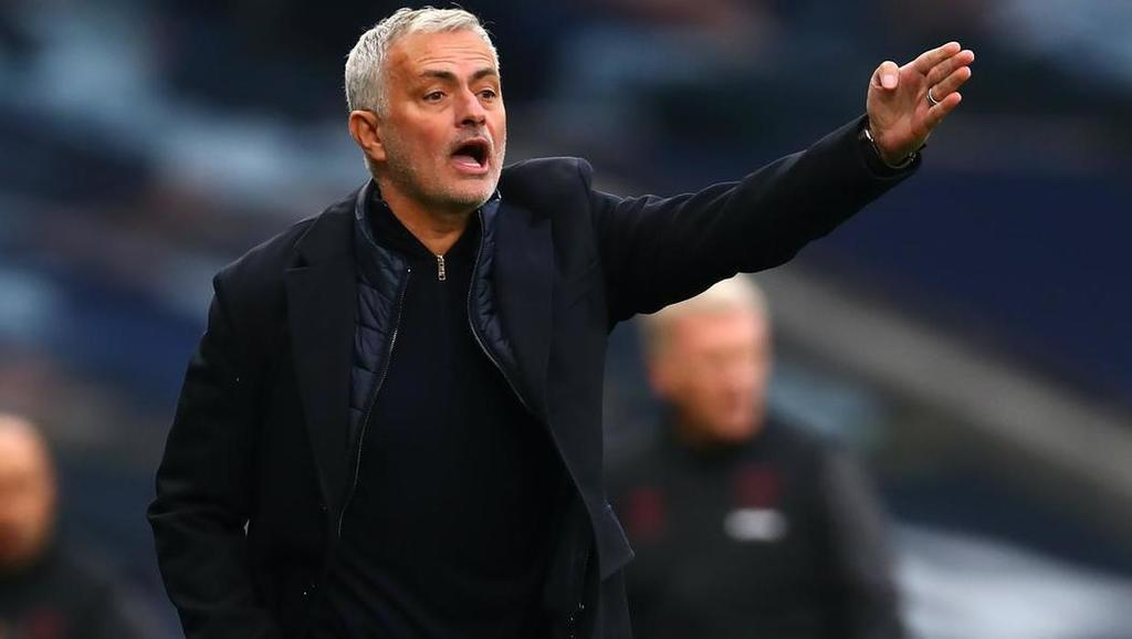 Jose Mourinho knows it will not be all plain sailing for Tottenham at Burnley -