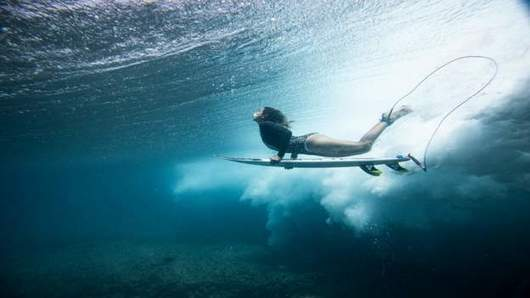 Maya Gabeira: The extreme surfer who went back to tame a monstrous wave -