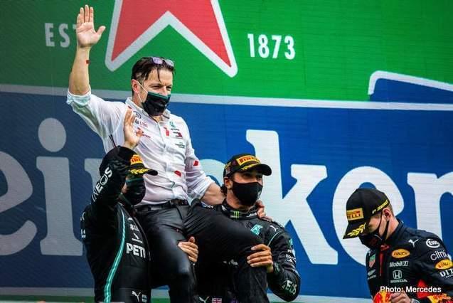 Portuguese Grand Prix: Top Three Press Conference -