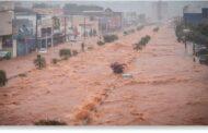 Severe flooding hits Sao Paulo, Brazil -