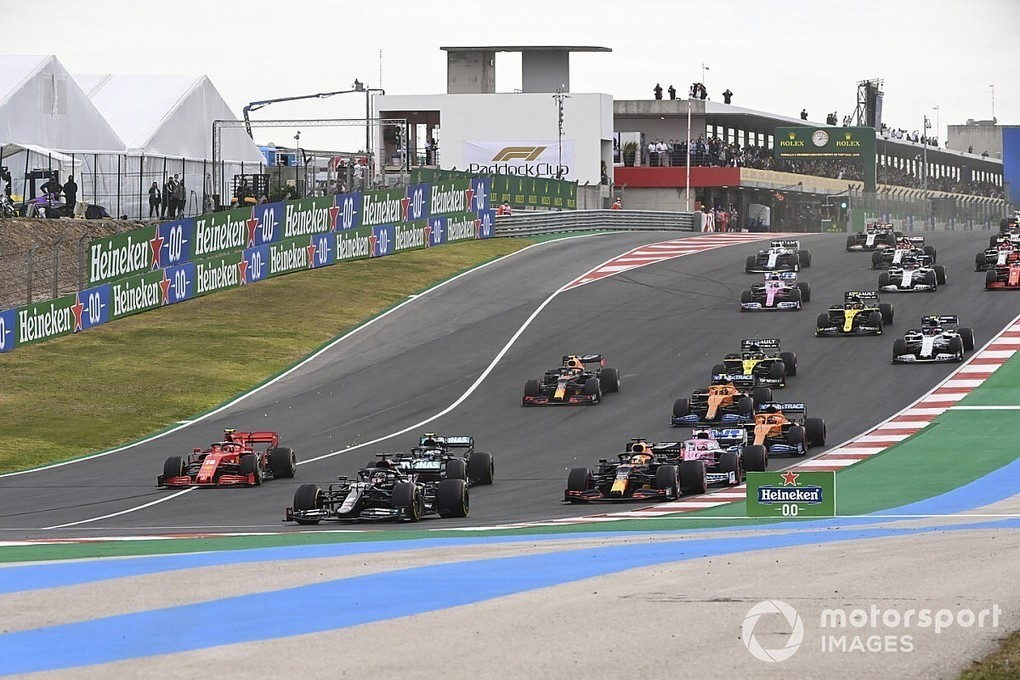 Ten things we learned from the Portuguese Grand Prix -