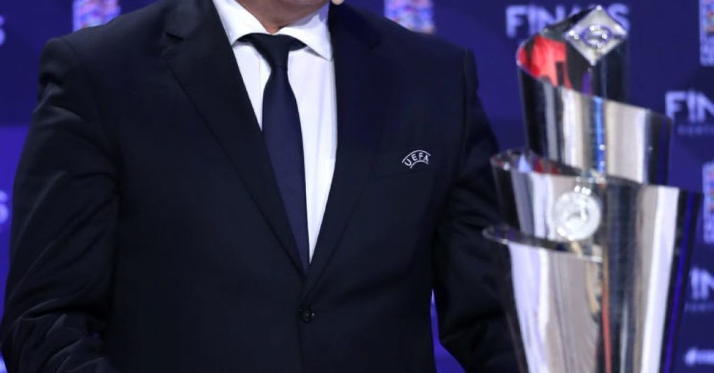 UEFA vice-president says governing bodies should reject European Super League -
