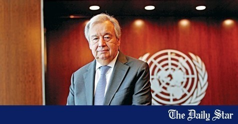 UN chief Antonio Guterres urges G20 to unite on Covid-19 fight -