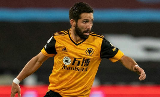 Arsenal midfielder Ceballos: Wolves ace Moutinho will go down in Portuguese history -