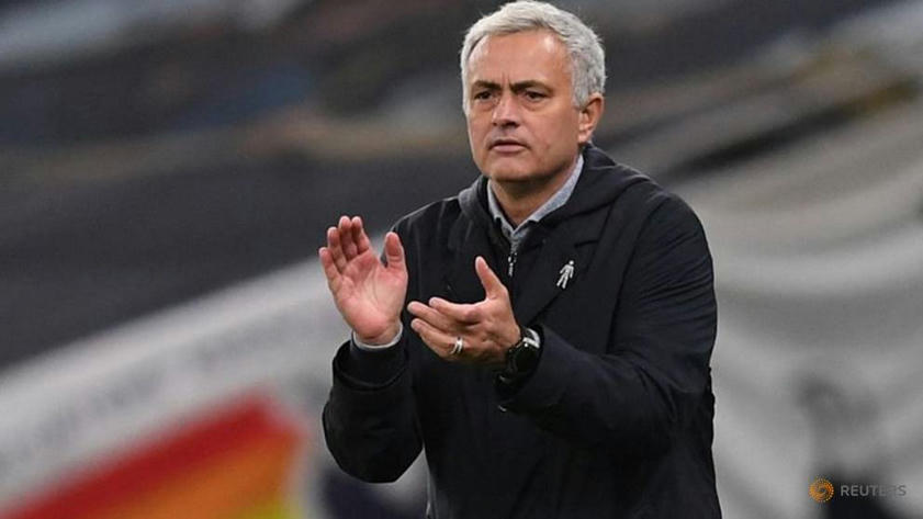 Mourinho a new man but remains grounded on Spurs title hopes -
