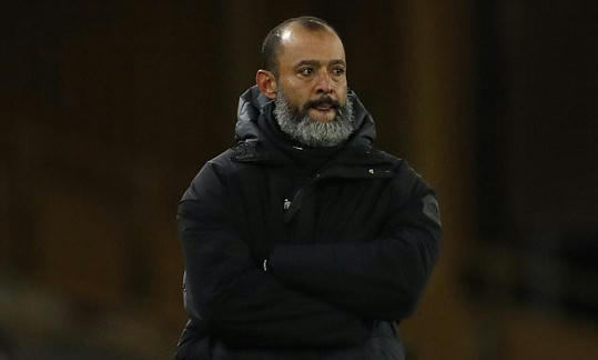 Nuno Espirito Santo supports the return of fans to Premier League despite Wolves being in Tier Three |