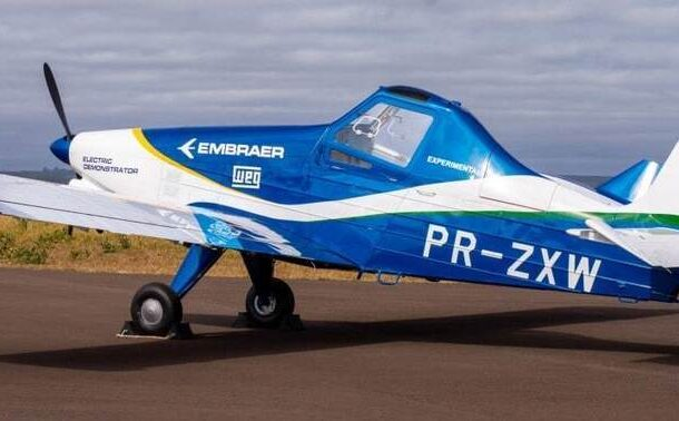Portugal´s EDP and Brazilian Embraer to Launch Electric Aircraft in 2021 –