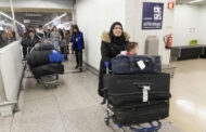 Portugal receives 530 refugees -
